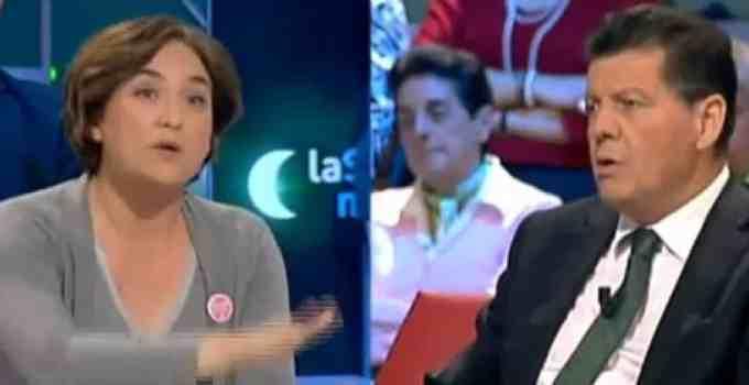 """d14f11d7d37eaa2ecd678ad120c11d72 - #Video Alfonso Rojo, a Ada Colau: """"Estás muy gordita para el hambre que se pasa"""""""
