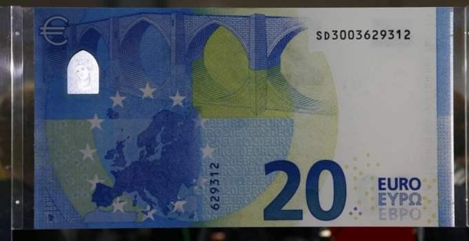c8dc88d636b01c8bbad9bc695659b1eb - El nuevo billete de 20 euros, en circulación el 25 de noviembre