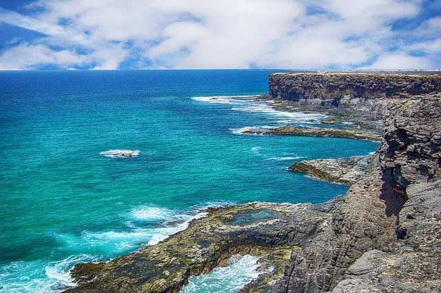 Visitar la isla de Fuerteventura en las islas canarias