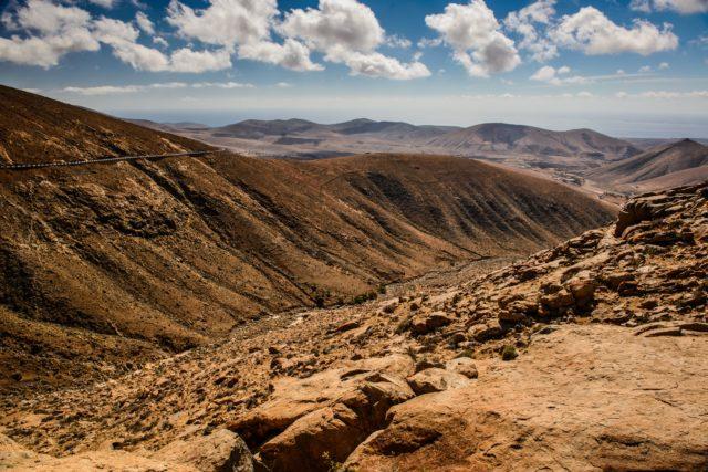 Betancuria Islas Canarias - Fuerteventura