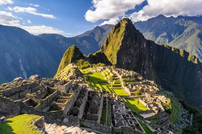 Machu Picchu 3 - Machu Picchu una de las Maravillas del Mundo