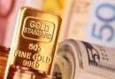Oro, billetes Dólar