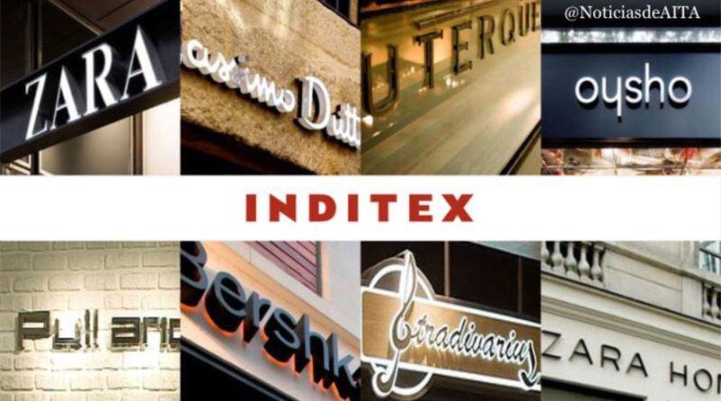 Inditex aumenta un 2% las ventas en el primer trimestre