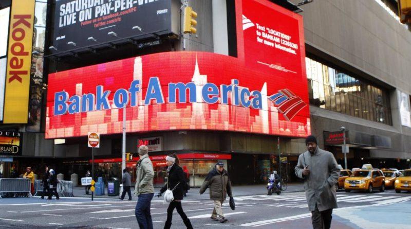 Bank of America eleva sus ganancias hasta los 6.077 millones