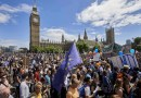 El apoyo al brexit está decayendo en Reino Unido