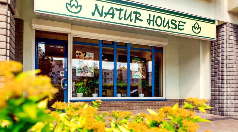 Natur House, tienda