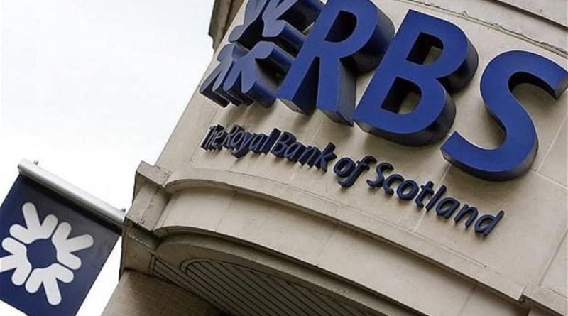 RBS perdió hoy un 5,30% en la Bolsa de Valores de Londres