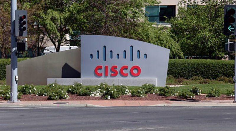 Cisco gana 6.371 millones en su primer semestre