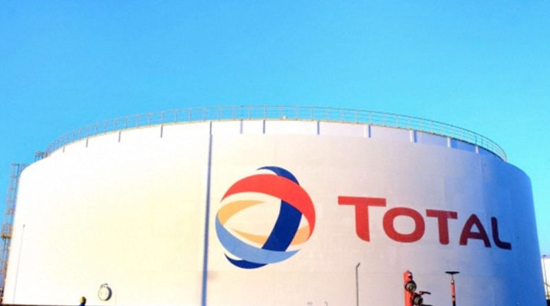 Total, tanque