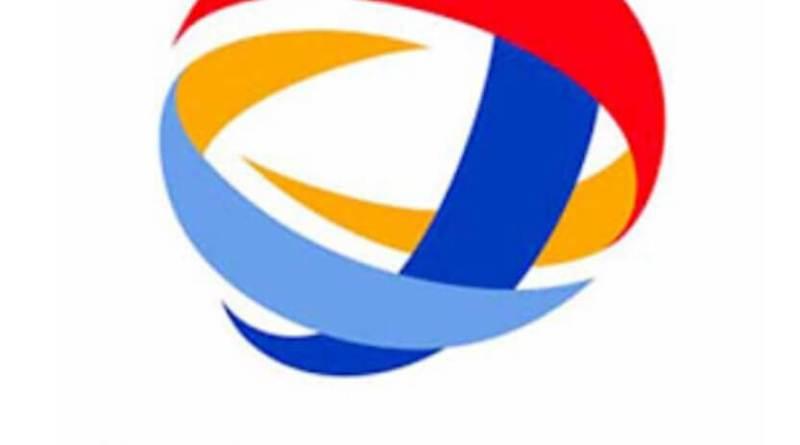 Total, logo