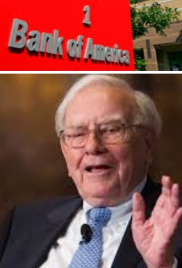 Warrent Buffett, Bank of America
