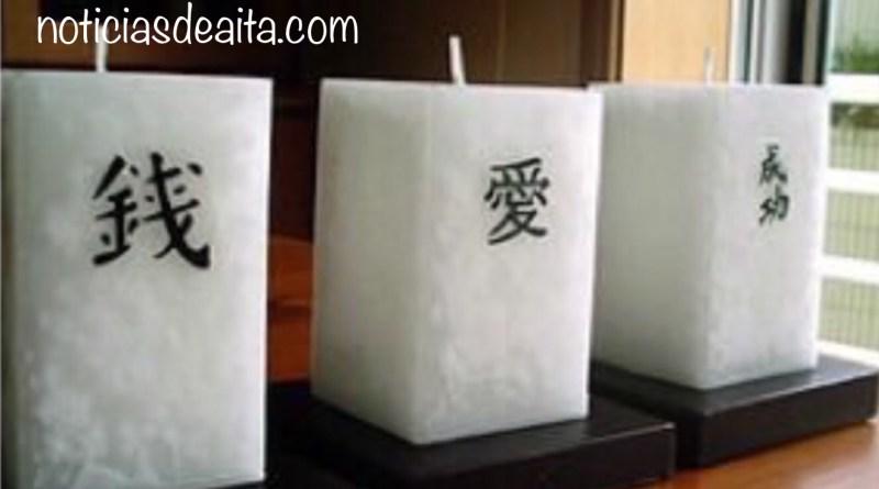 Manual velas Japonesas