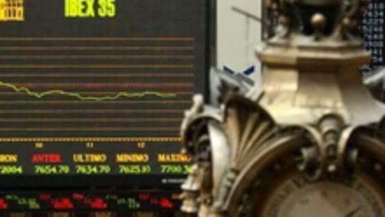 El Ibex 35 cede el 2,42% en la semana, por debajo de los 9200