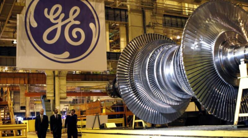 General Electric venderá un 12% de Baker Hughes
