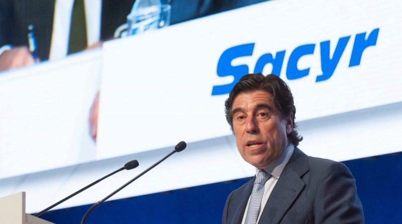 Sacyr obtuvo un beneficio de 72 millones, un 20% más