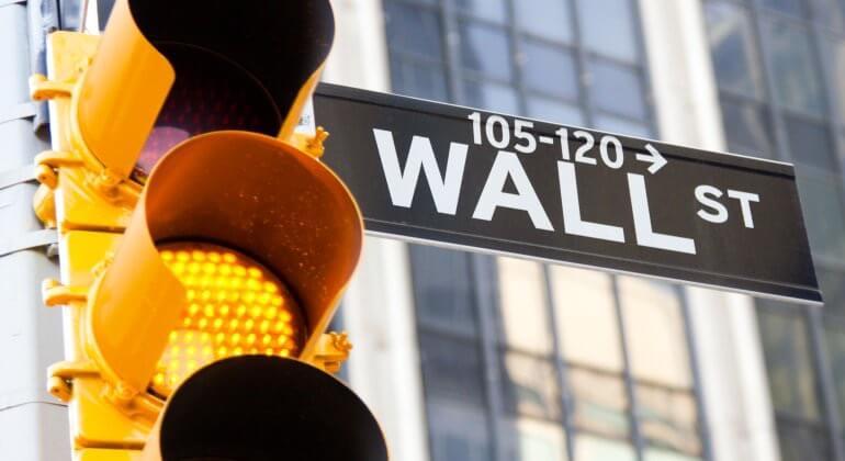 La subida de tipos le sienta mal a Wall Street