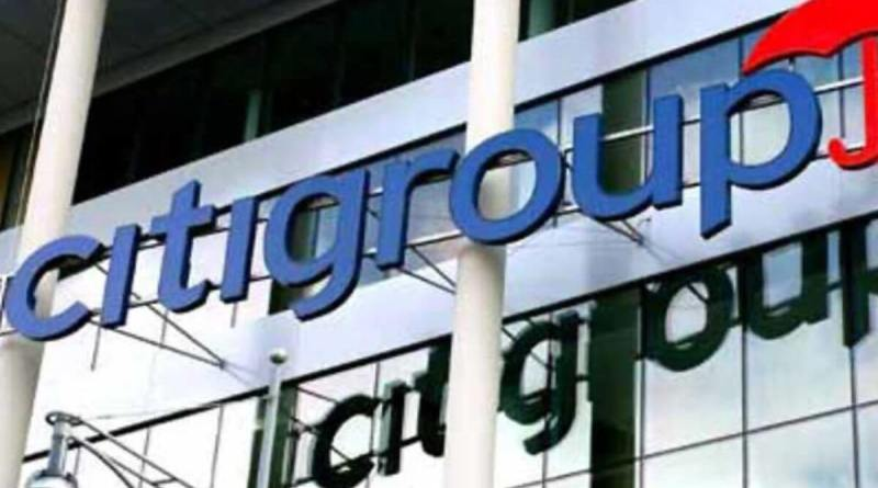 Citigroup obtuvo un beneficio neto de 18.088 millones de dólares