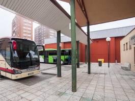 Estacion de Autobuses de Arnedo - Fotografía: Martín Montiel