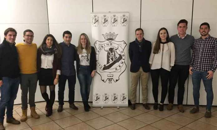 Nueva junta directiva del Club Taurino Arnedano