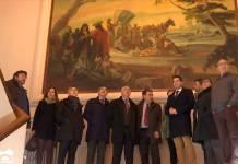 Visita oficial a los preparativos de La Rioja Tierra Abierta 2017