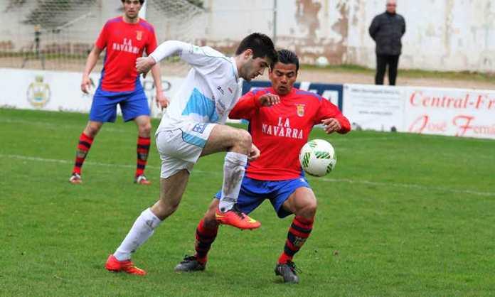 Trincado, autor del primer gol.