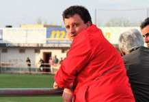 Mikel Ramos, entrenador del CD Arnedo