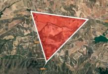 Zona con mala o nula cobertura móvil en Arnedo en dirección a Calahorra y Logroño