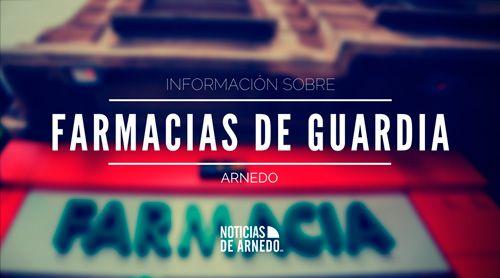 Información de Servicio Público en Arnedo -Farmacias de Guardia en Arnedo