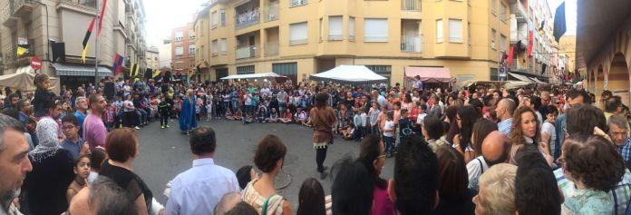 Una de las actividades del Kan de Vico en Arnedo