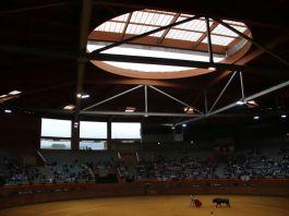 Arnedo Arena el 30 de septiembre de 2017