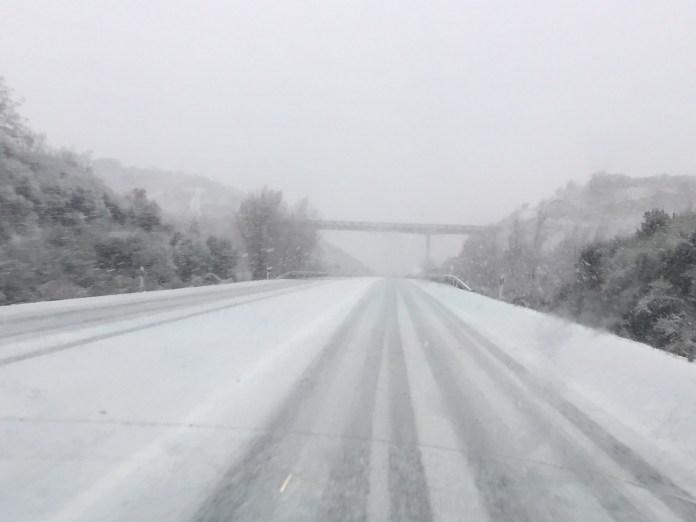 Nieve en La Rioja