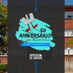 Cobertura Especial del Noticias de Arnedo sobre el 50 Aniversario del IES Celso Díaz de Arnedo
