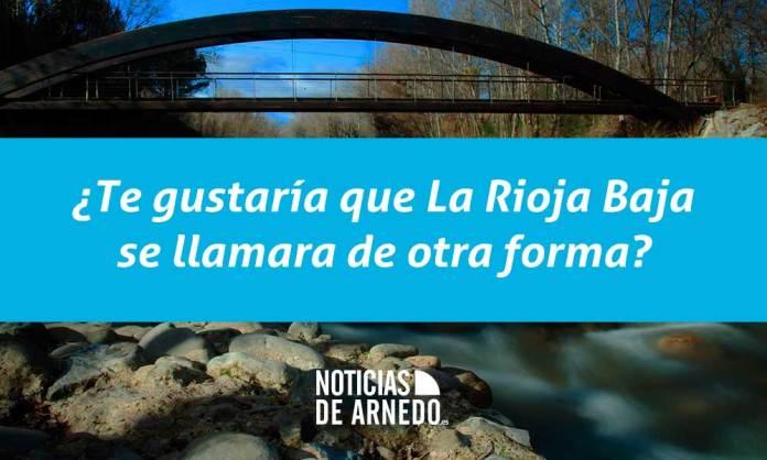 Preguntamos sobre si mantener Rioja Baja, aprobar Rioja Oriental o proponer otro nombre