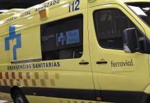 Recursos de Emergencias del Servicio Riojano de Salud