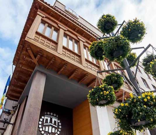 Ayuntamiento de Arnedo, cabecera de comarca