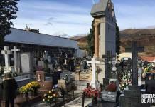 Cementerio de Arnedo en el Día de Todos los Santos 2018