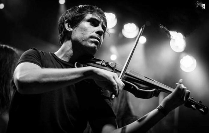 Samuel Amatriain, músico arnedano