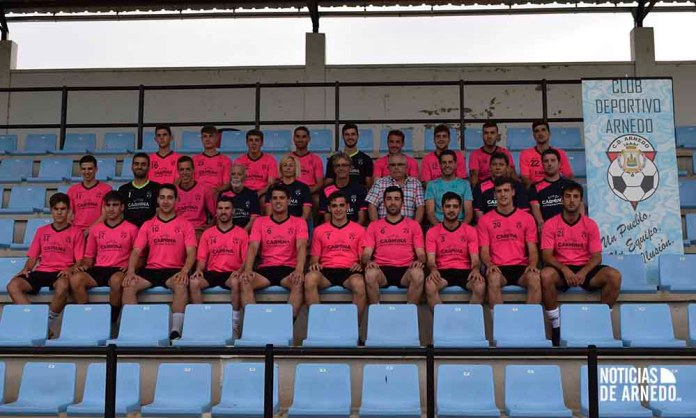 Plantilla del Club Deportivo Arnedo para la temporada 2019 / 2020