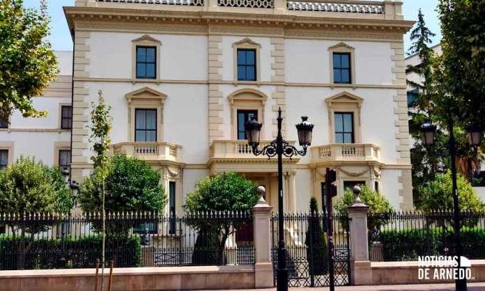 Palacio del Gobierno de La Rioja