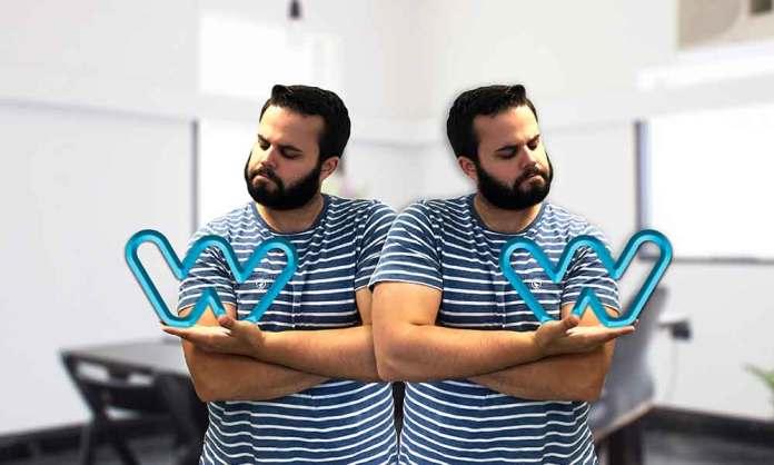 Pablo Calahorra Garrido, el arnedano fundador de Wow Pablo