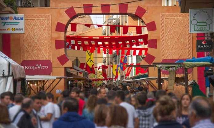 Mercado Medieval Kan de Vico de Arnedo (La Rioja)