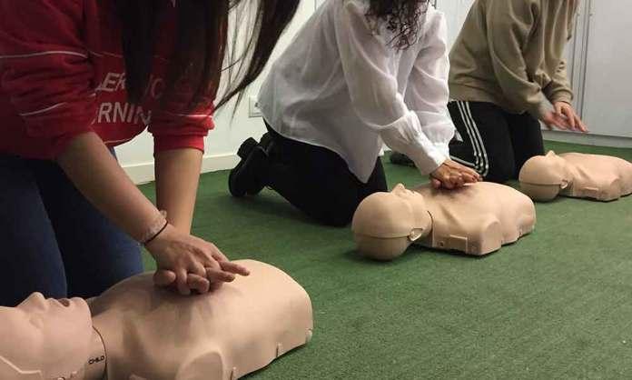 Formación para todas las edades y públicos para salvar vidas