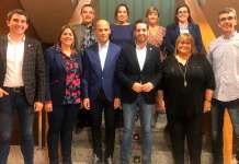 Actual Equipo de Gobierno del Ayuntamiento de Arnedo (Octubre 2019)