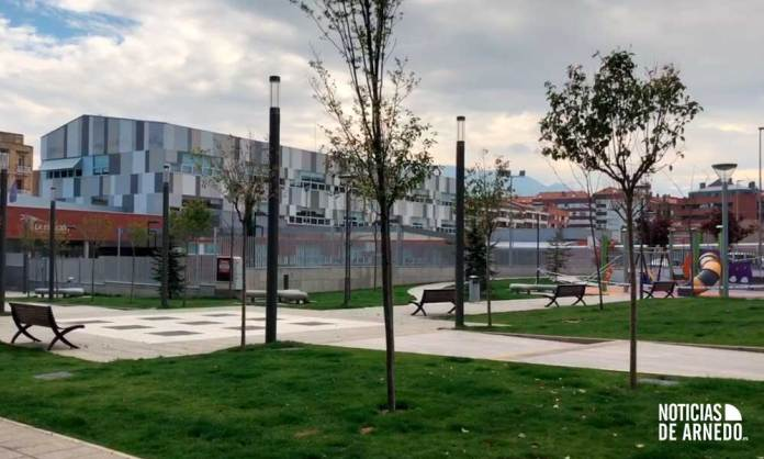 Colegio La Estación de Arnedo (La Rioja)