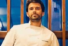 Víctor Garrido Pascual, chef arnedano