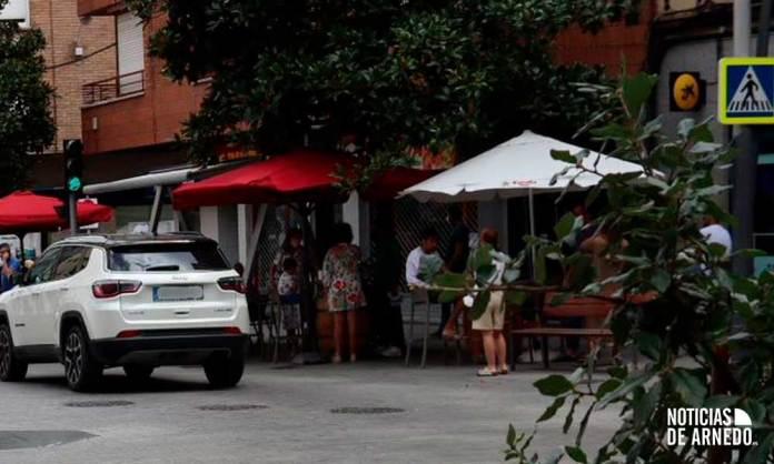 Zona de Puerta Munillo en Arnedo (La Rioja)
