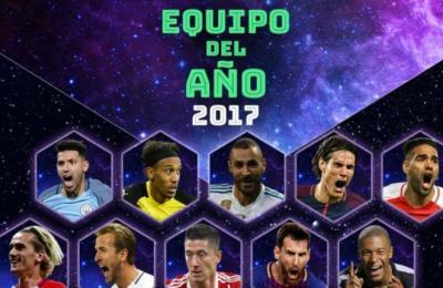 Ya puedes votar por el once ideal de la UEFA