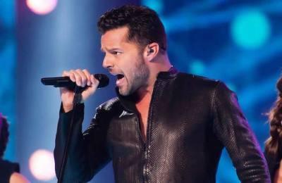cantante Ricky Martin