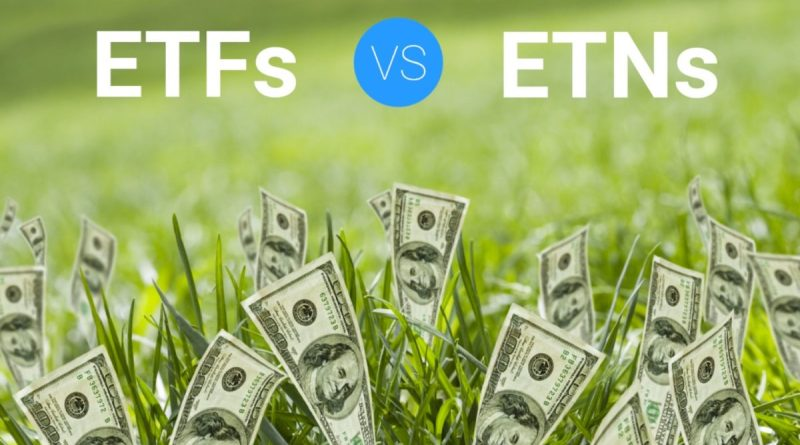 Que son y en que se diferencian los ETFs y ETNs
