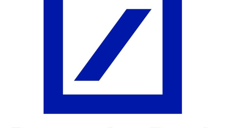 Deutsche Bank recortará 20.000 empleos